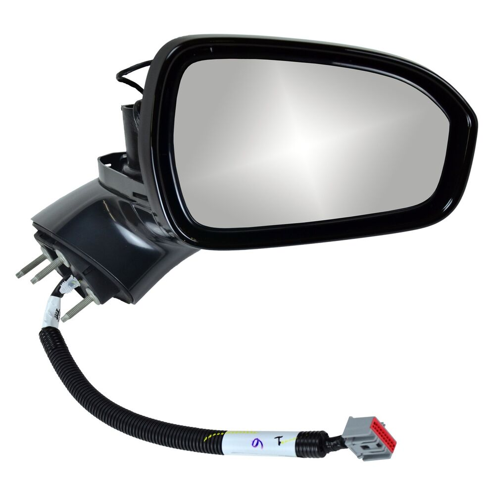 2013 Ford Fusion Passenger Side Mirror