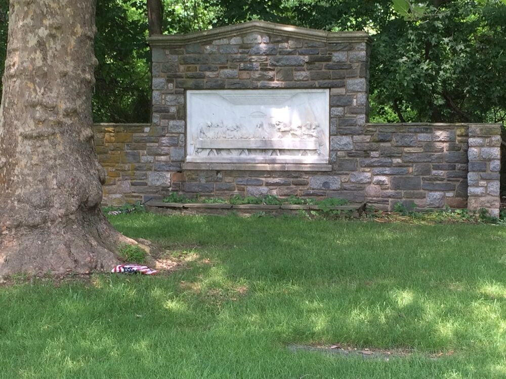 2 Plots With Required Vaults At Valley Forge Memorial Gardens Ebay