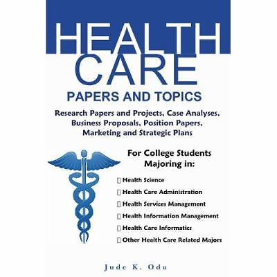 Dissertation Health Care Reform