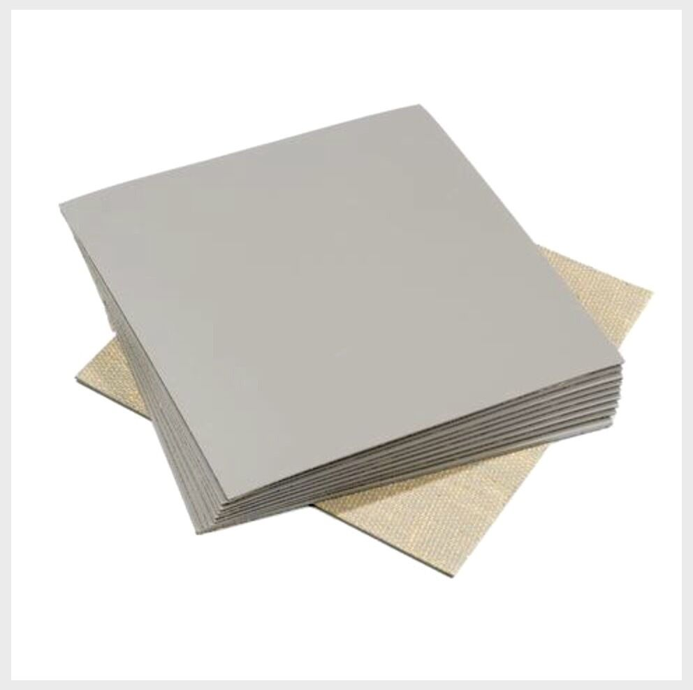 Packs of soft cut sheets lino printing block