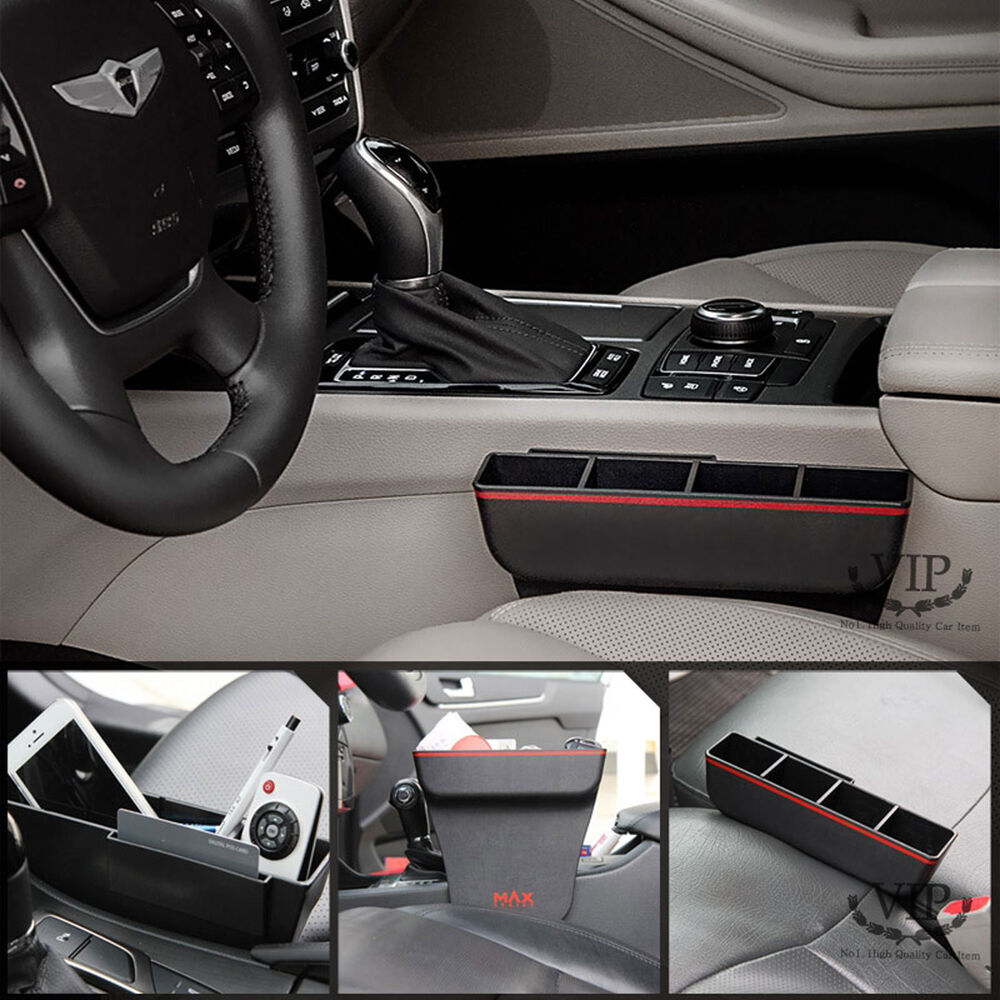vip car seat side back storage bag phone holder multi purpose pocket organizer 8804545999889 ebay