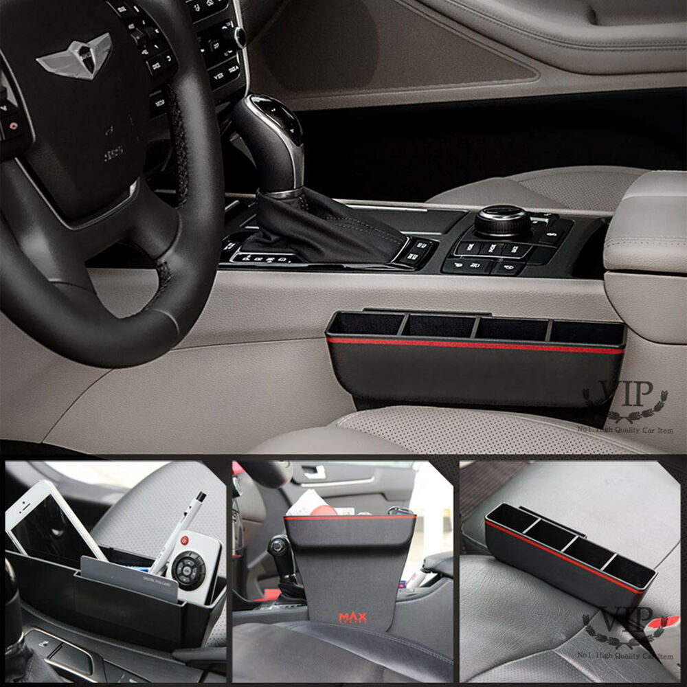 vip car seat side back storage bag phone holder multi purpose pocket organizer 8804545999889 ebay. Black Bedroom Furniture Sets. Home Design Ideas