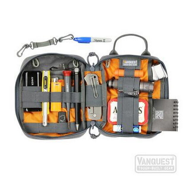 VANQUEST Personal Pocket Maximizer PPM-Huge 2.0 EDC Organizer Pouch UPGRADE 2017