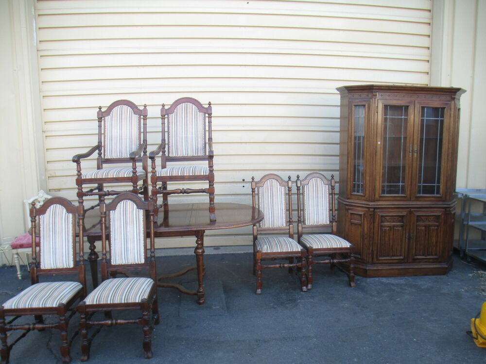 continue tackle ethan allen dining room set Samoa, Julie says