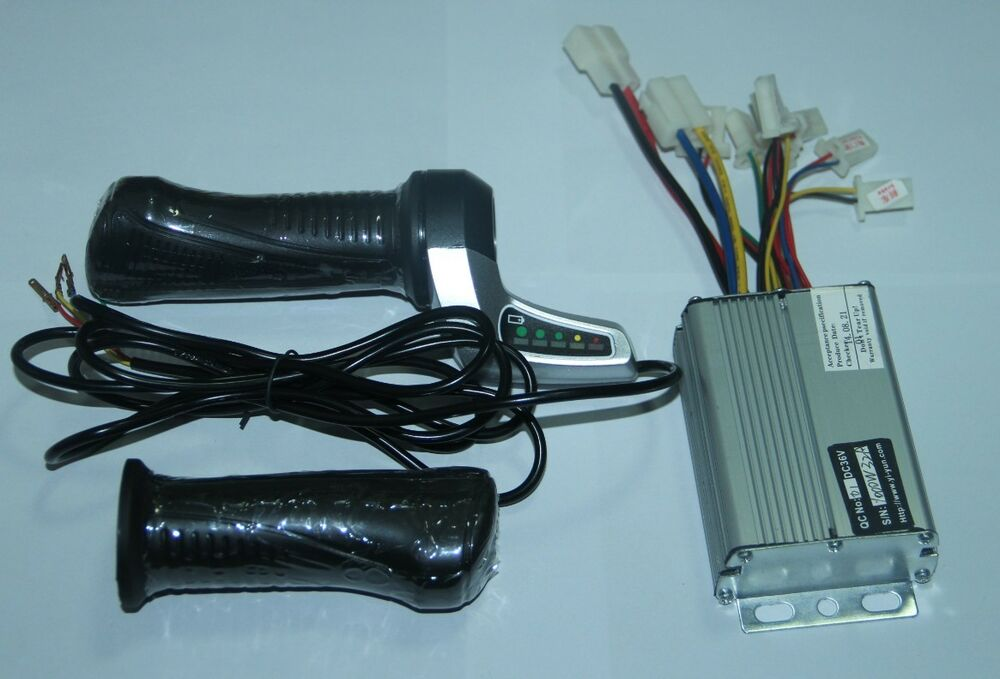 Electric Scooter 36v 1000w Motor Brushed Controller