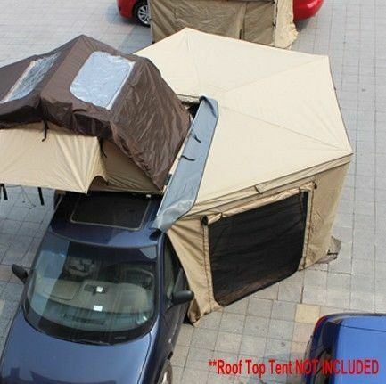 Antenergy 2 5m Batwing Skywing Awning Annex Kit Roof Top