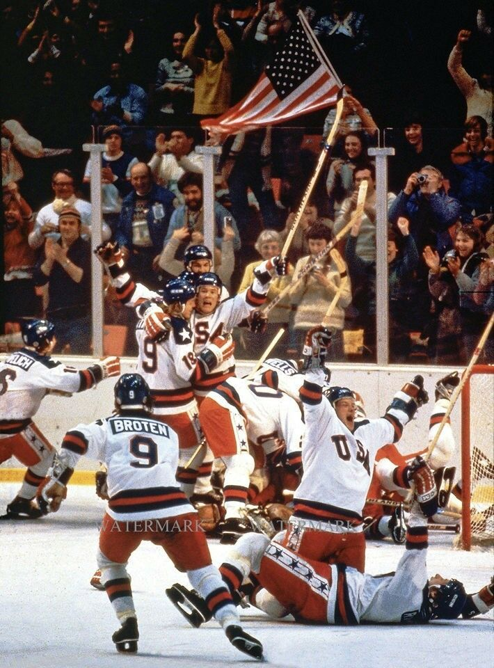 1980 hockey gold medal game