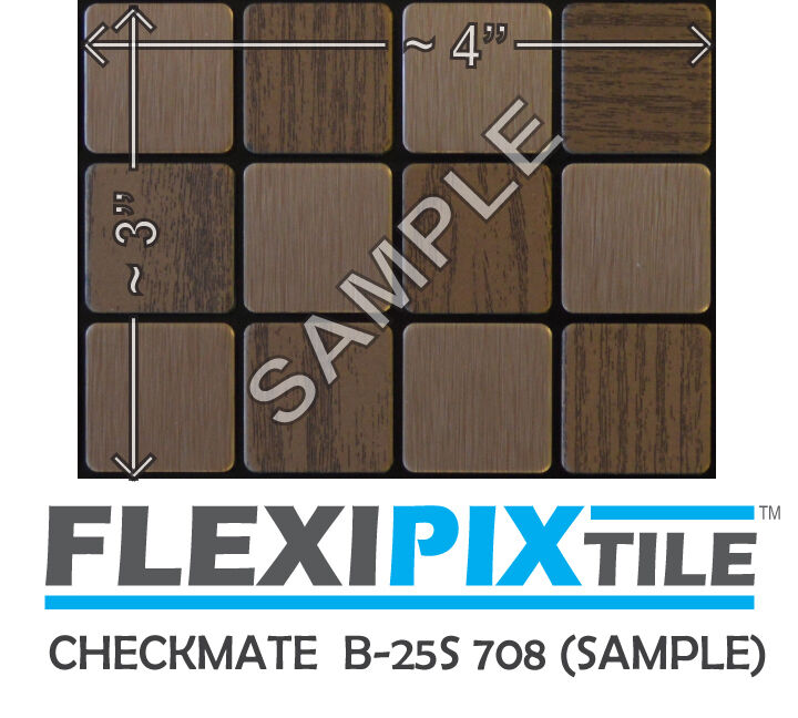 stick on tiles for kitchen walls sample flexipixtile peel amp stick kitchen backsplash bath 9435