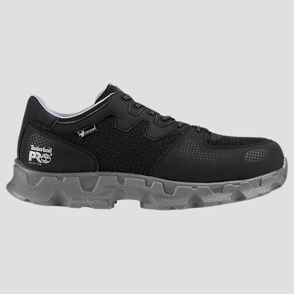 5dc4849b090 Details about Men s Timberland PRO Powertrain Alloy Safety Toe ESD Work Shoe  92649001