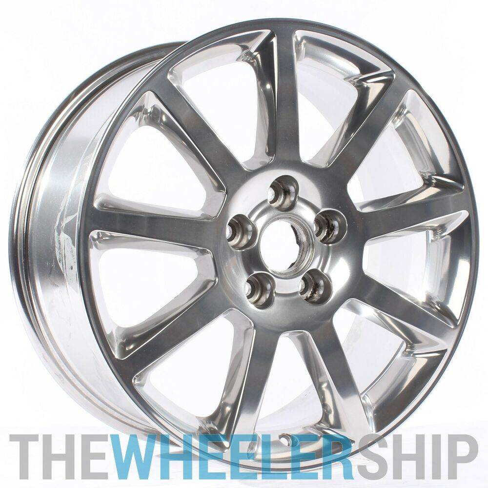 """Cadillac STS 2005-2008 18"""" X 8"""" Factory OEM Stock Wheel"""