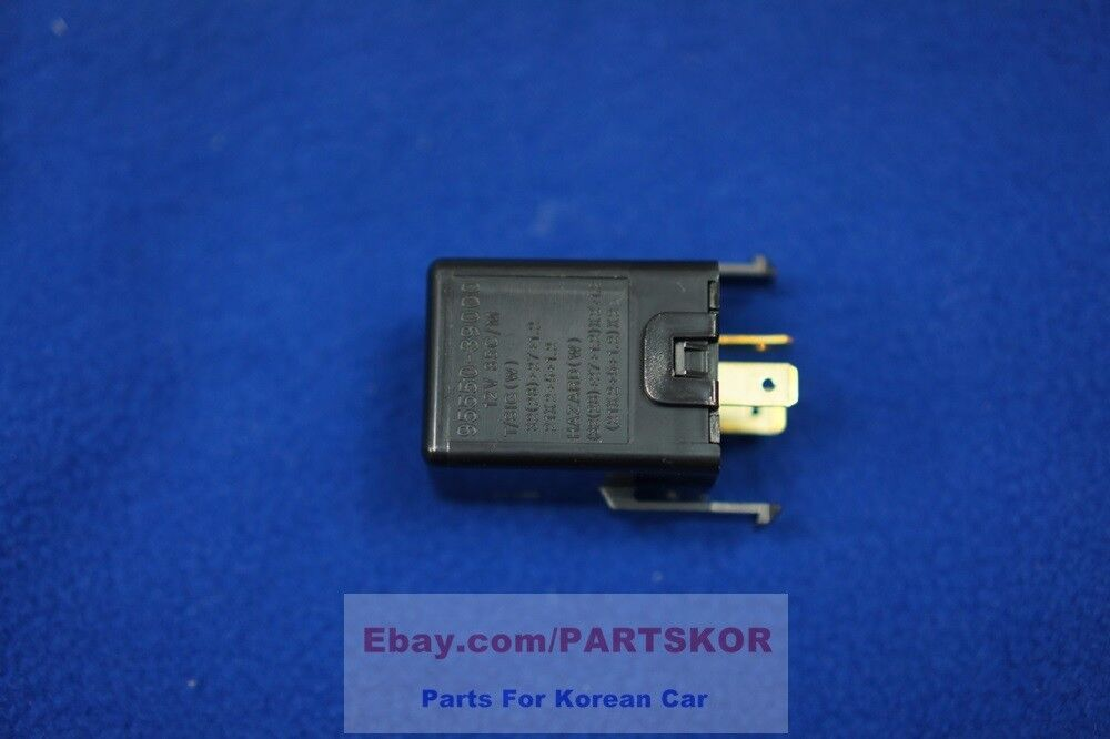 for 2002 2012 hyundai getz click turn signal flasher relay 95550 39000 genuine ebay. Black Bedroom Furniture Sets. Home Design Ideas