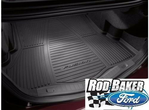 2013 2016 ford fusion cargo liner oem genuine accessory. Black Bedroom Furniture Sets. Home Design Ideas
