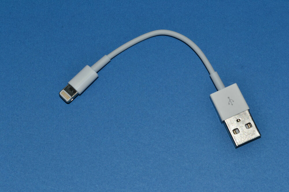 Short 8 Pin USB Cable Charger Cord iPod Touch 5 5th Gen 6 ...
