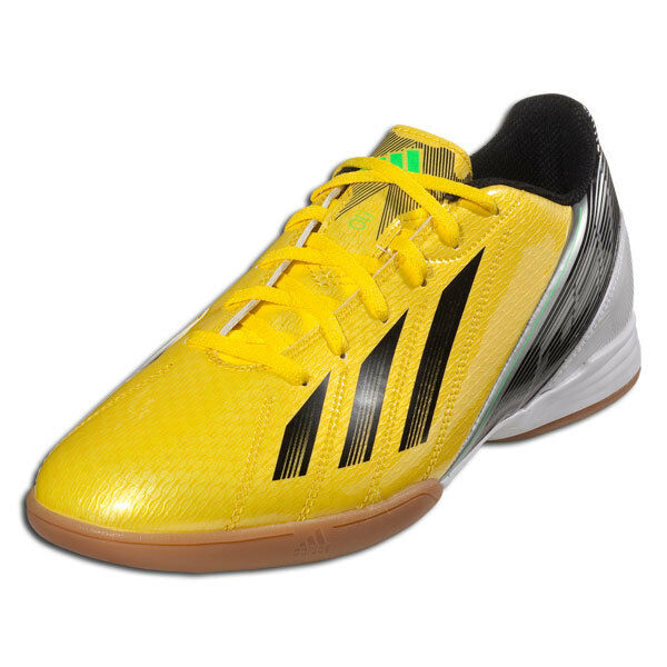 Adidas Indoor Gold Soccer Shoes