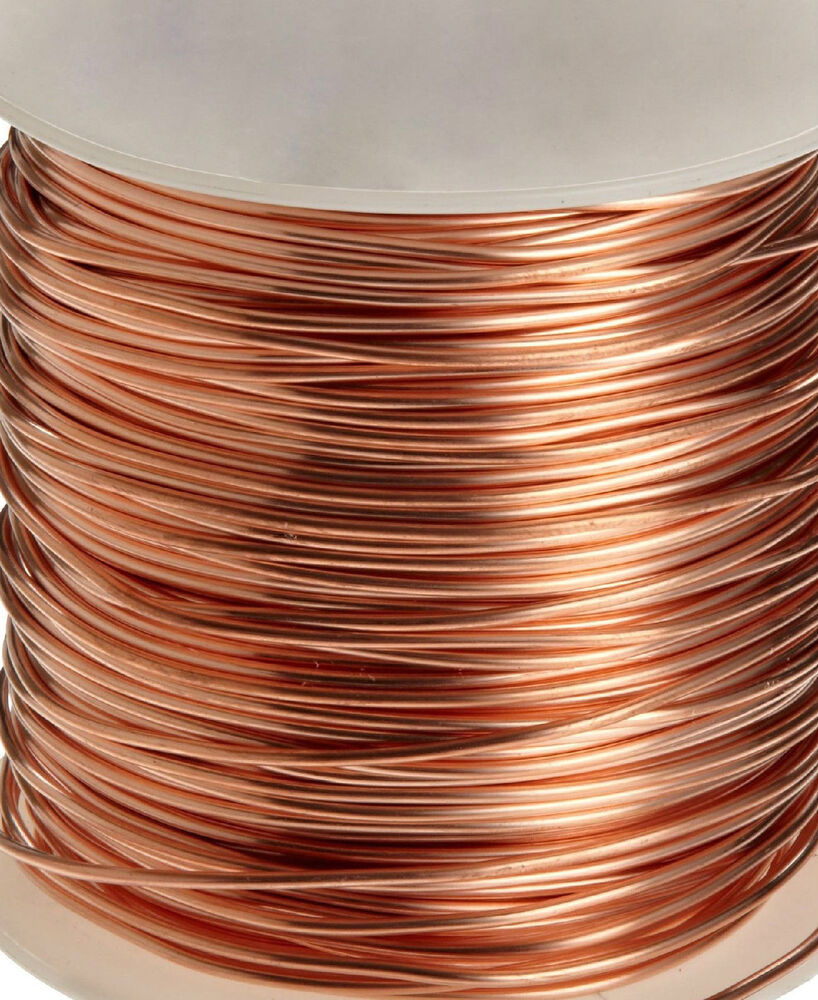 Images of Bare Copper Wire - #SpaceHero