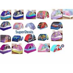 Kyпить Disney and Nickelodeon Character Kids and Toddlers Bed Tent  - Twin Size на еВаy.соm
