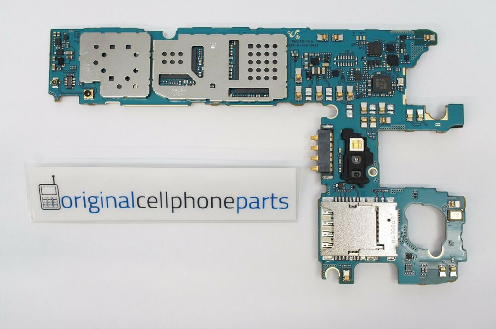 samsung galaxy s5 smg900h motherboard logic board clean