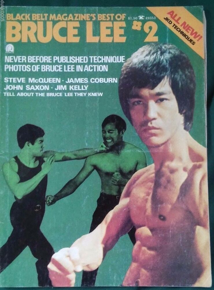 Black Belt Magazine's BEST OF BRUCE LEE | eBay