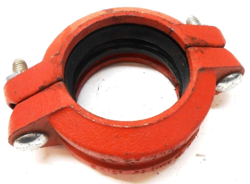 Grinnell fire sprnkler coupling clamp quot