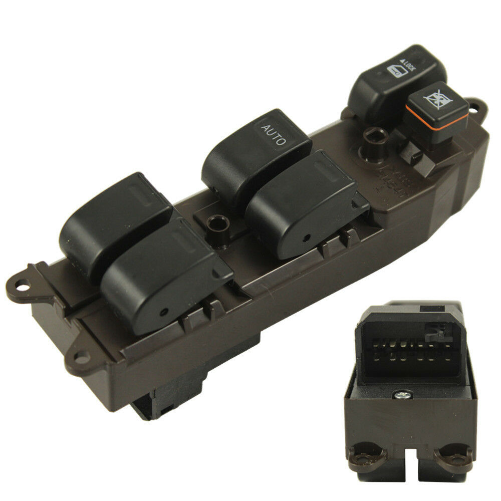 New electric power window master control switch for 2003 for 2002 toyota camry power window fuse