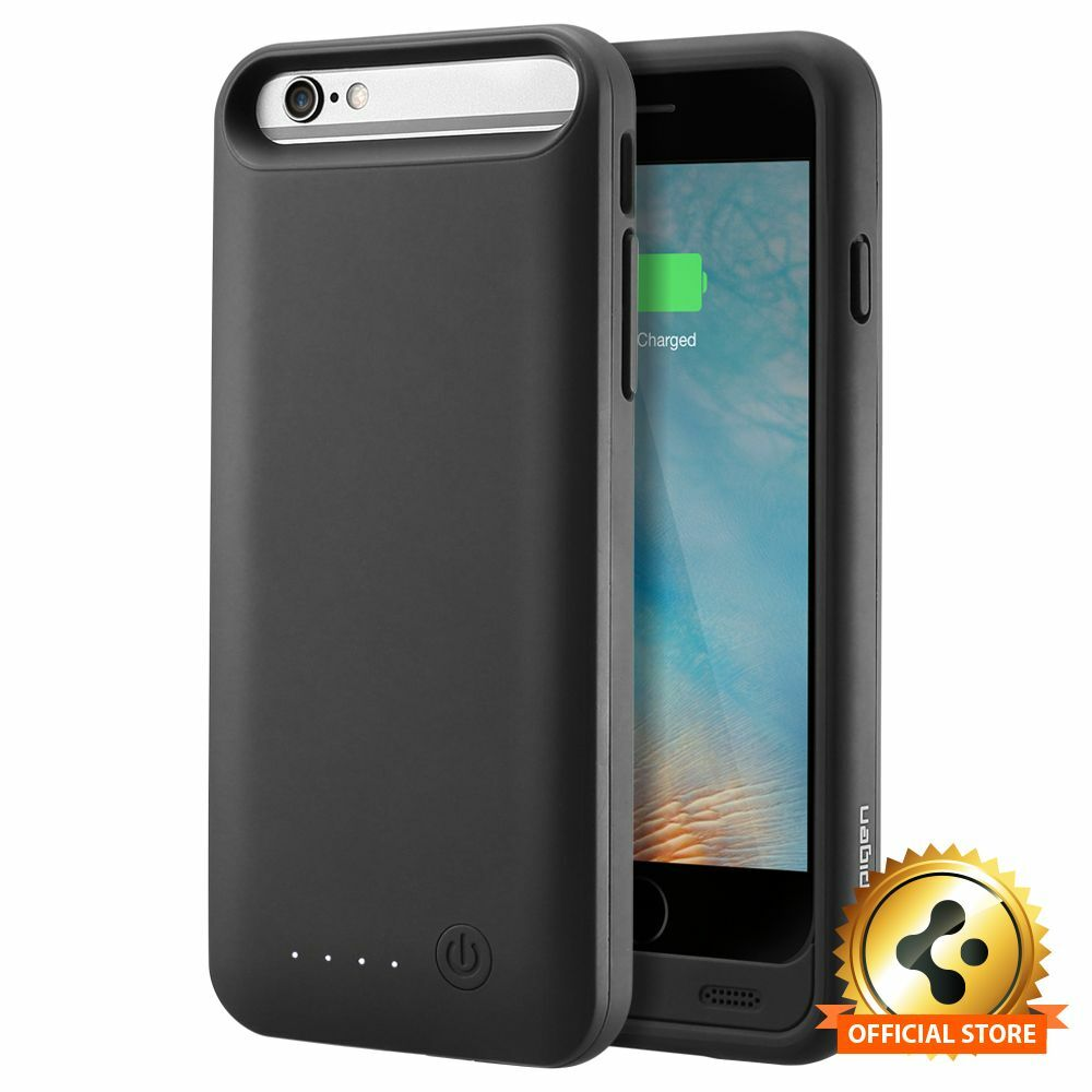 battery case iphone 6 spigen 174 for apple iphone 6 6s volt pack rechargeable 13550