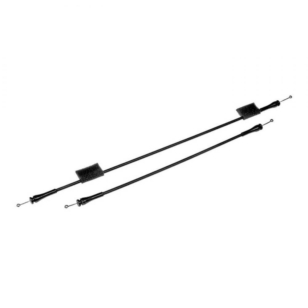 1999 Ford Econoline E350 Cargo Exterior: Ford Van Door Latch Cables (2 Pieces) Pair Right RH For