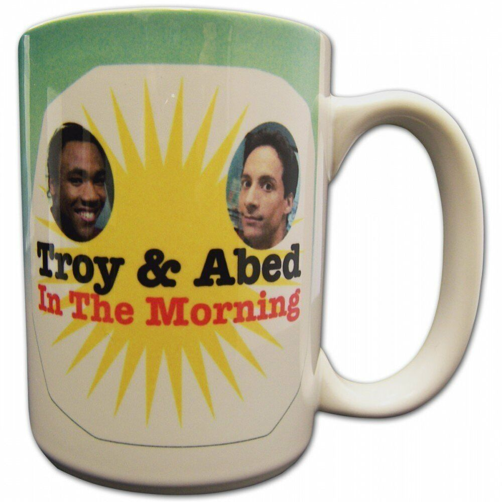 nbc tv show series community troy and amp abed in the