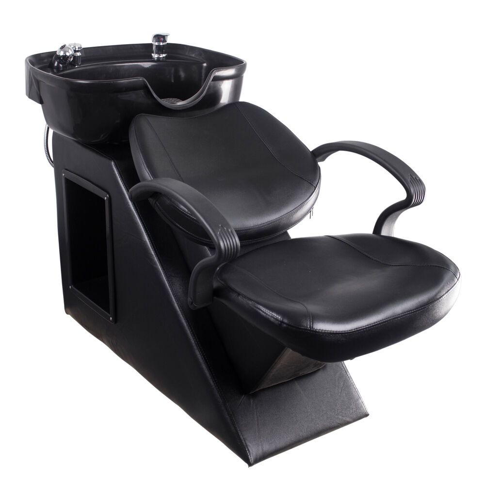 Backwash unit station shampoo bowl sink barber chair for A and s salon supplies
