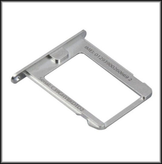 iphone 4 sim card iphone 4 4s new micro sim card tray holder slot metal 14404