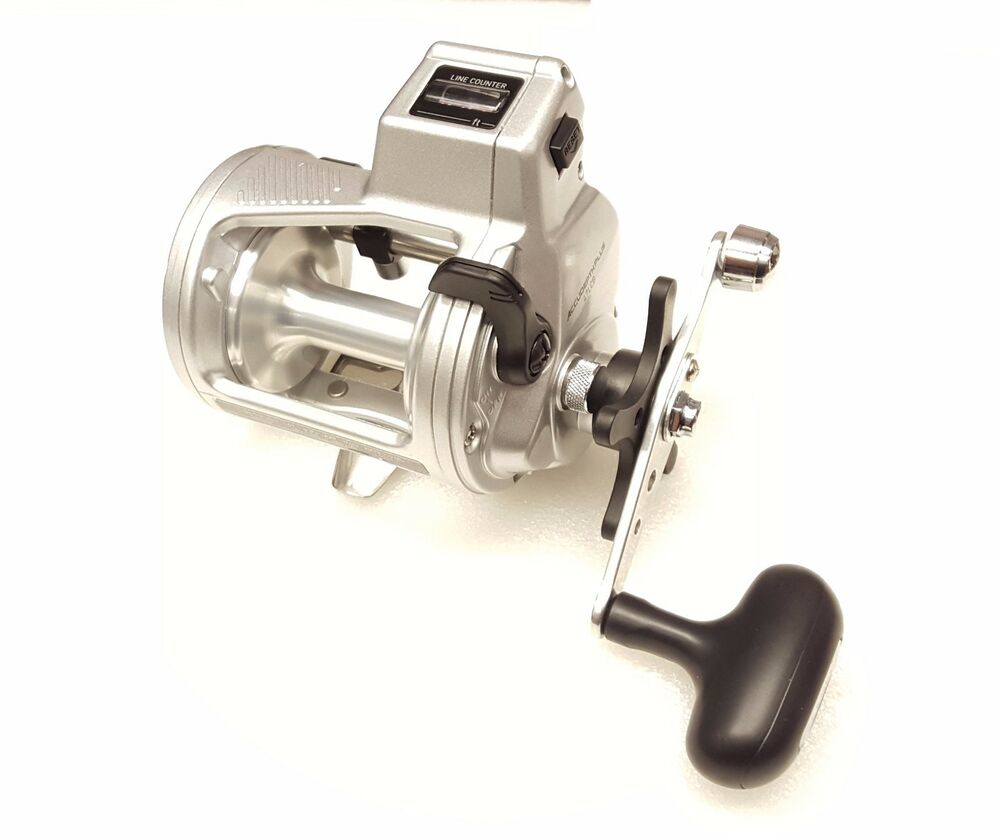 Daiwa Accudepth Plus B Line Counter Casting Fishing Reel