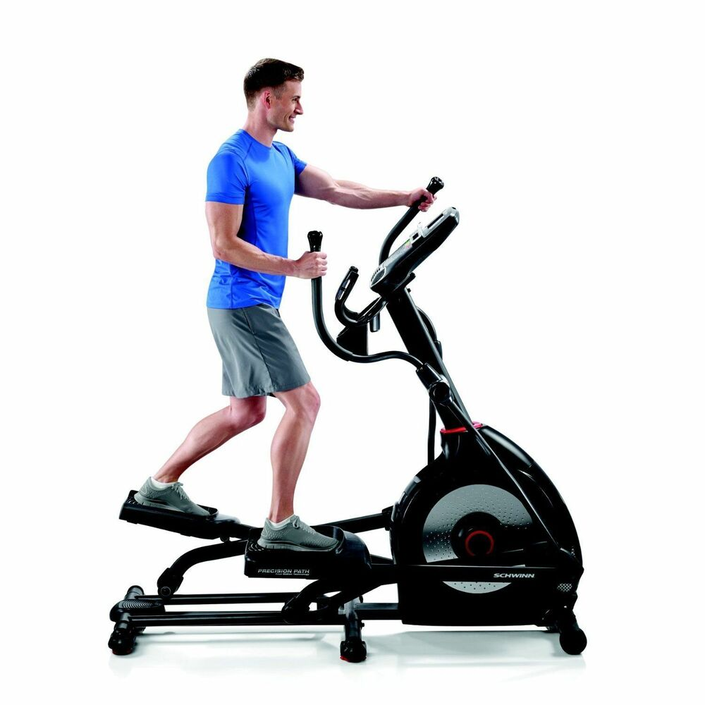 Elliptical Exercise Machine Trainer Cardio Home Fitness