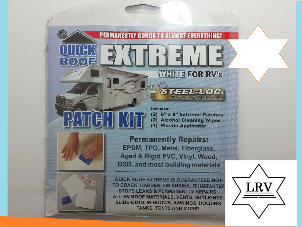 Roof Patch for your RV - PPL Motor Homes