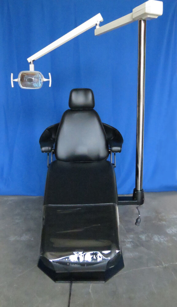 A Dec Priority 1005 Dental Operatory Chair W New Black