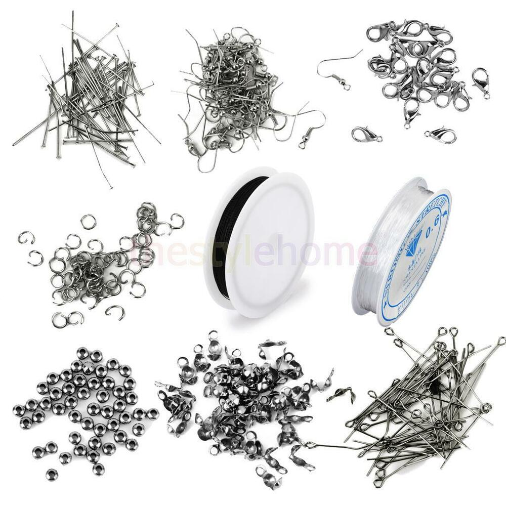 Wholesale earing findings jewelry making supplies jewelry for Earring supplies for jewelry making