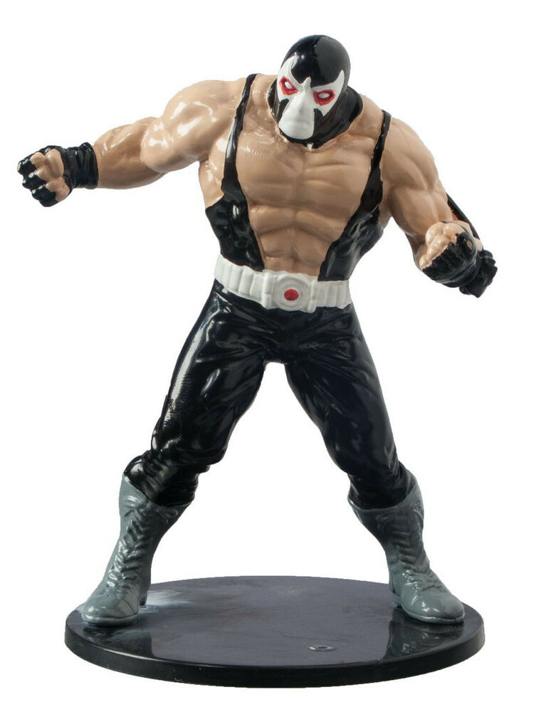 Batman Bane Dc Comics 4 Inch Mini Statue Ebay