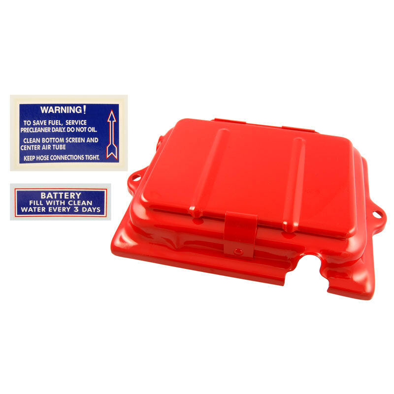 8n Ford Tractor Tool Box : Ford tractor naa battery cover ebay