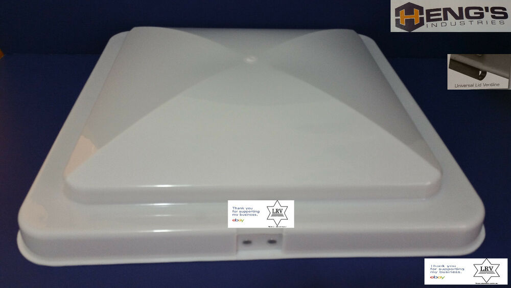 14 X 14 Heng S Roof Vent Cover For Rv Motorhome Trailer Or