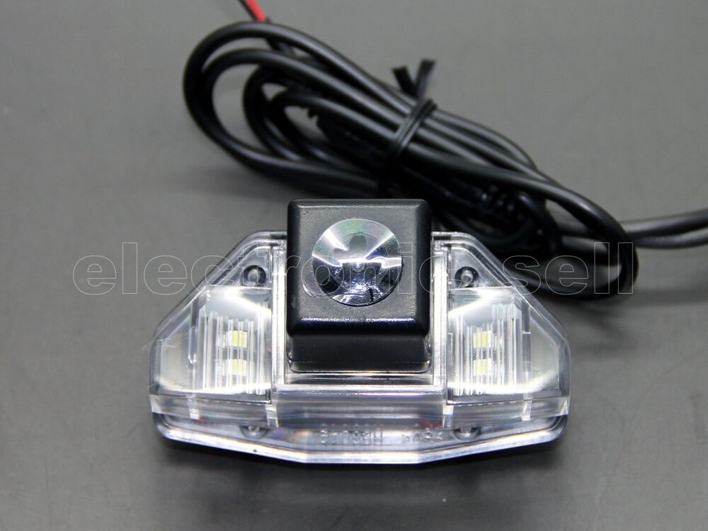 Car Reverse Rear View Backup Camera For Honda Accord
