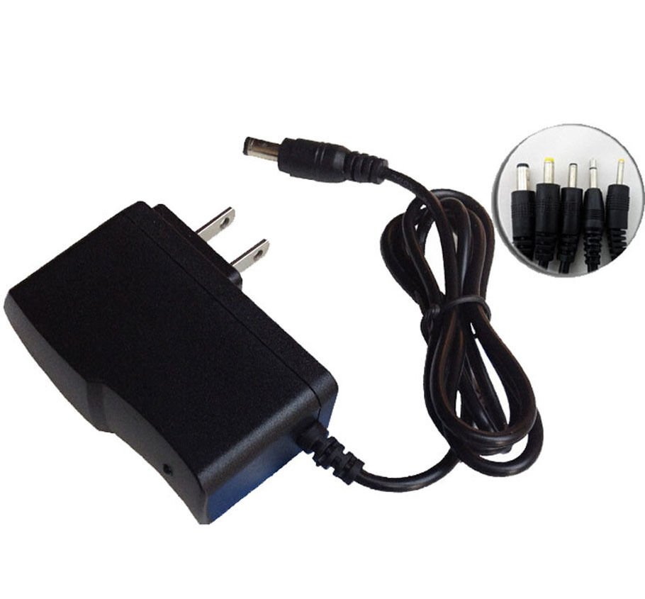 Universal Ac 100 240v To Dc 3v 1a Power Supply Adapter Us