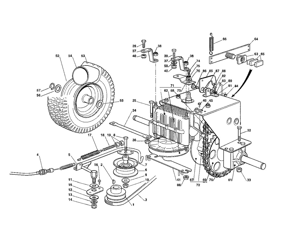 Wiring Diagram For John Deere 212 New John Deere 4230 Wiring Diagram For L120 Mower The And With Hd Dump as well 5guzx 6 5 Craftsman Lawn Mower Runs Stops Hold together with 3nx2j I Ve Jd 214 Tractor Original Mower Deck M00673x526075 likewise 3xuei Replace Ingnition Switch Murry Riding Lawn further Engine Parts List 1. on john deere mower model m