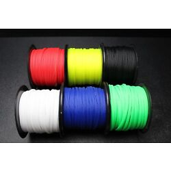 Kyпить EXPANDABLE BRAIDED CABLE SLEEVE WIRE SLEEVING HIGH DENSELY AUDIO PET DIY LOT на еВаy.соm