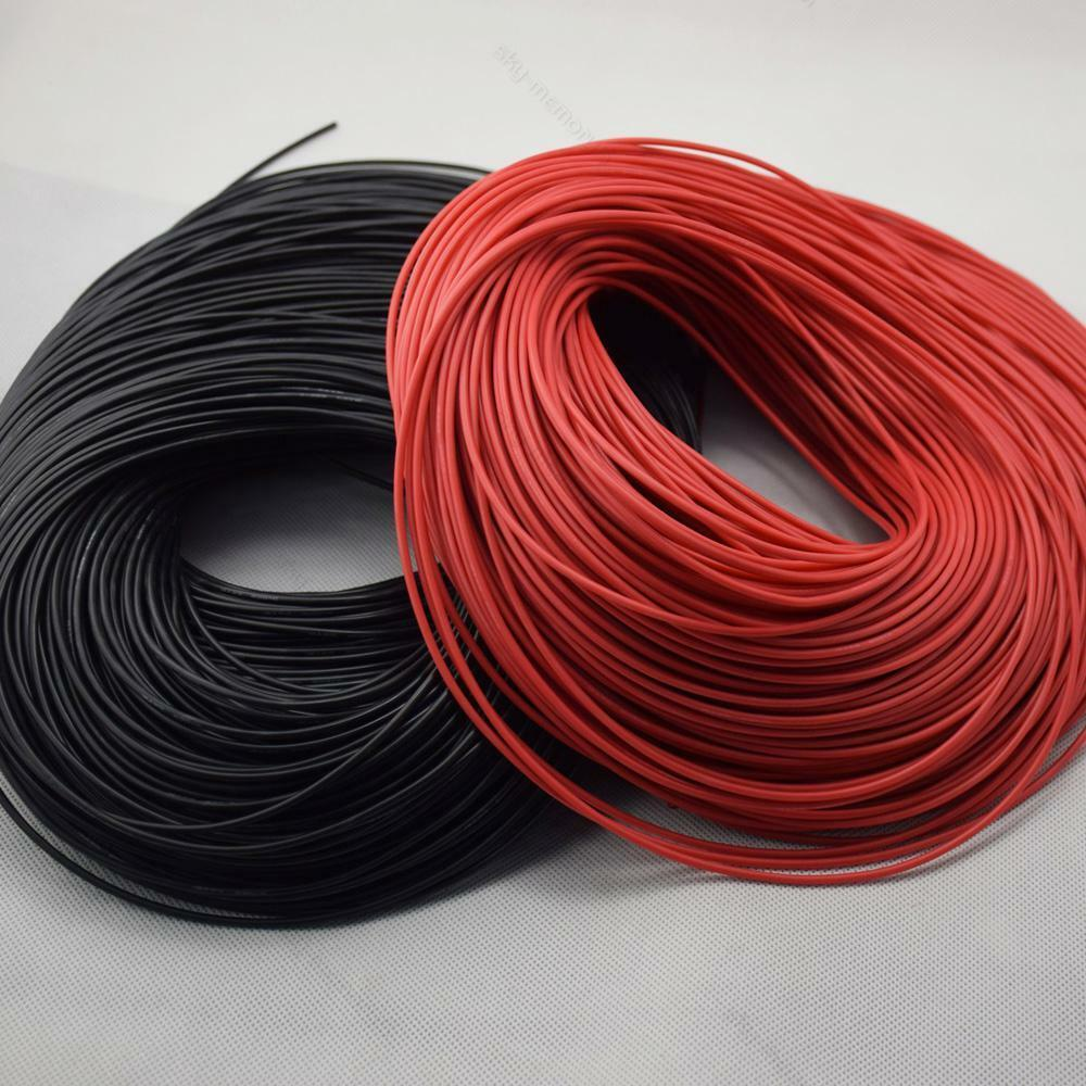 18 awg 50m gauge silicone wire flexible  s stranded copper