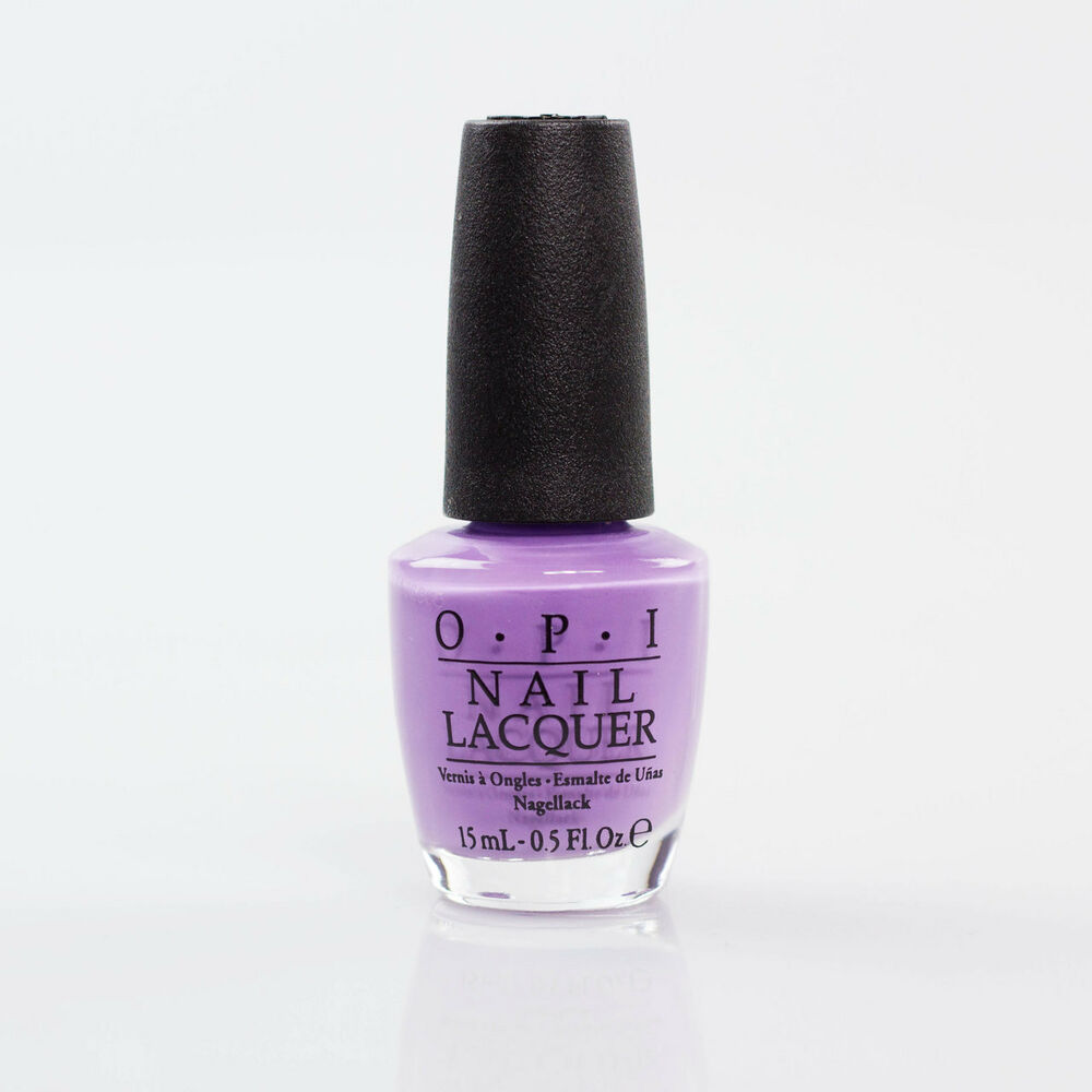 Lilac Nail Color: OPI Nail Polish - Do You Lilac It? NL 100% Authentic