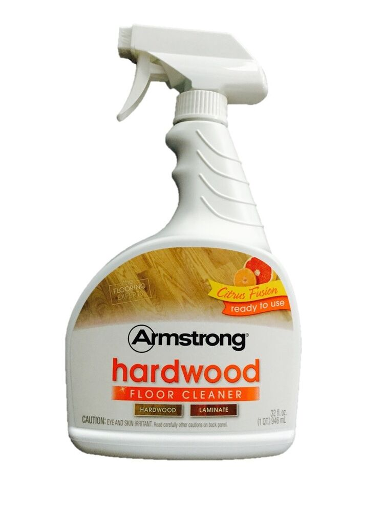 New armstrong hardwood and laminate floor cleaner 32 oz for Hardwood floor cleaner