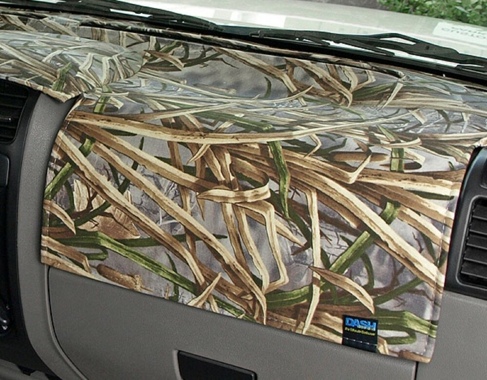 Ford F Series Pickup Truck 1992 1996 Dash Cover Mat Camo