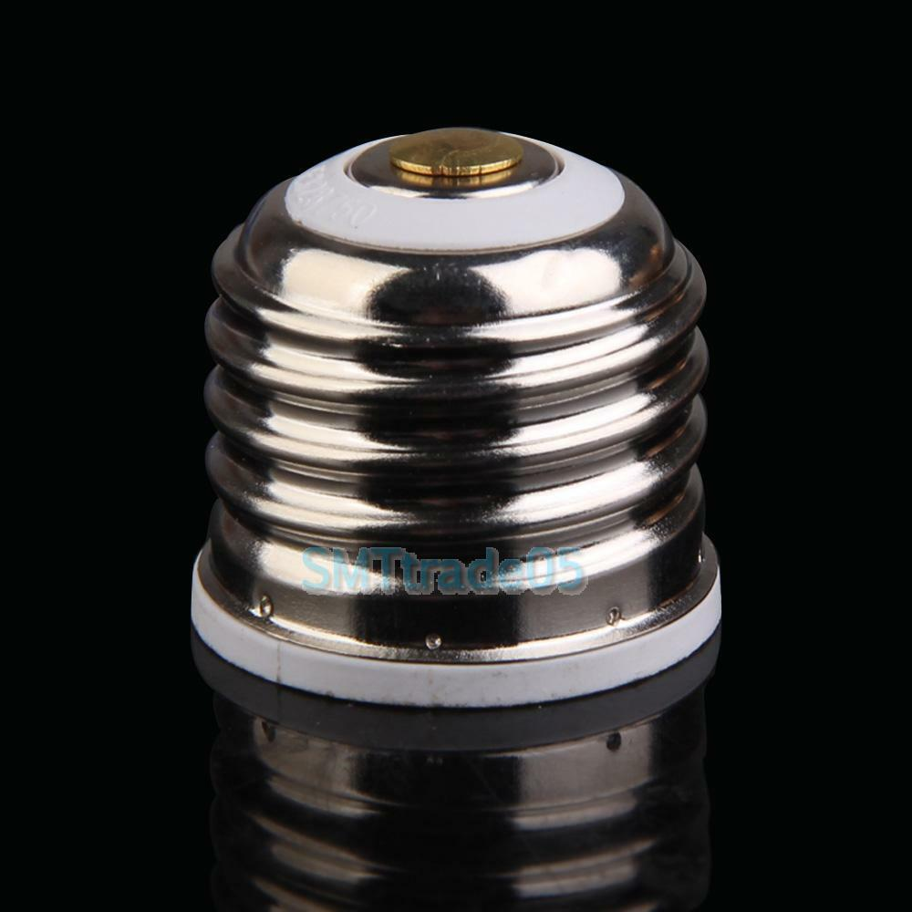 E26 to e11 extend base led light bulb lamp adapter converter screw socket new s5 ebay Light bulb socket