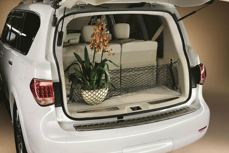 Envelope Style Trunk Cargo Net for Infiniti QX56 2004-2013 ...
