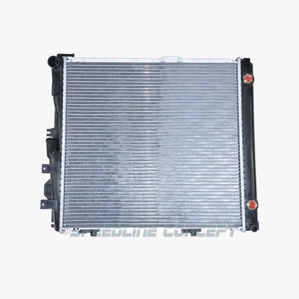 Mercedes benz radiator km premium quality 1249003 ebay for Mercedes benz coolant
