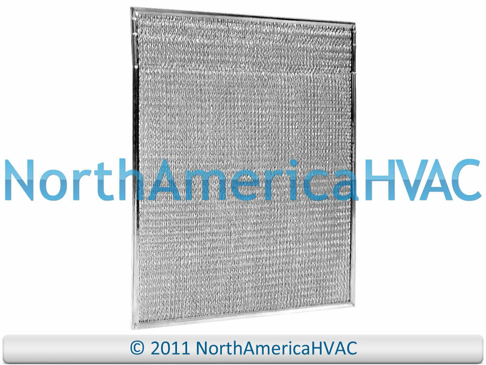 2x Oem Intertherm Nordyne Furnace A Coil Air Filter