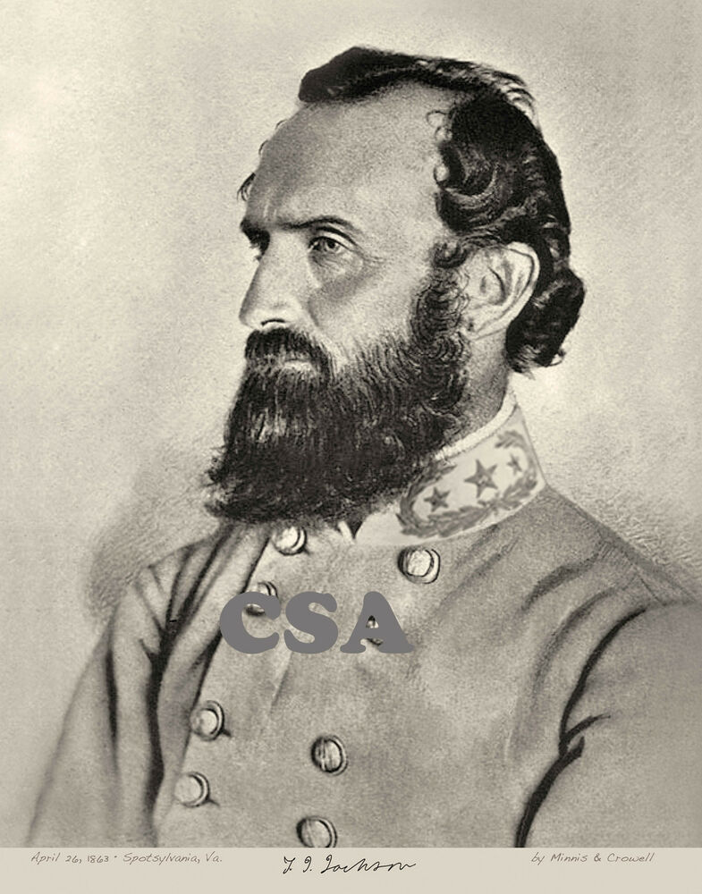 "a summary of stonewall jackson Thomas jonathan ""stonewall"" jackson was born january 21, 1824 in clarksburg, virginia he graduated from west point in 1846 and began his official military career with the us army as a."